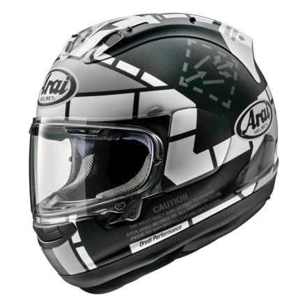 ステルス戦闘機をモチーフにしたマーベリック選手の最新レプリカヘルメット『RX-7X MAVERICK GP3』が登場