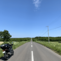 野付郡の名もなき道