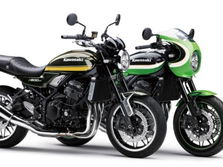 Z900RSにZ1を彷彿とさせるタイガーカラー登場!新カラー&グラフィックのZ900RS/CAFEは8月1日発売