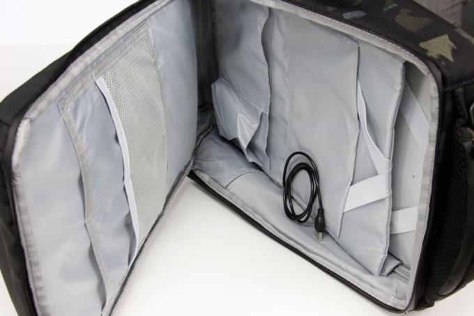 ライズ トランスポータースーパーコンボ RTS01 内部の収納ポケット