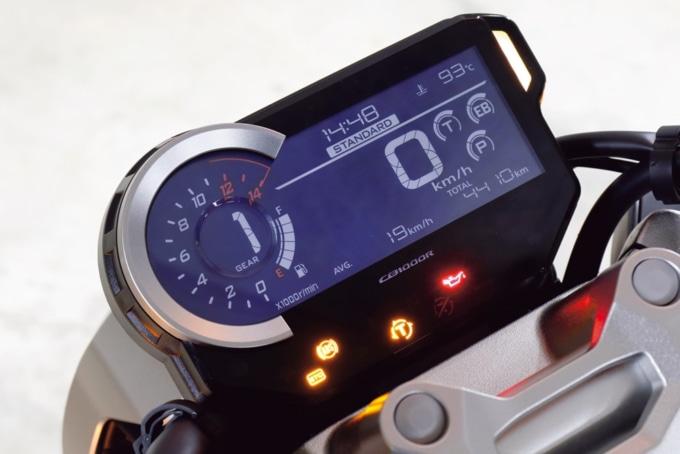 HONDA CB1000R (2BL-SC80) デジタルメーター