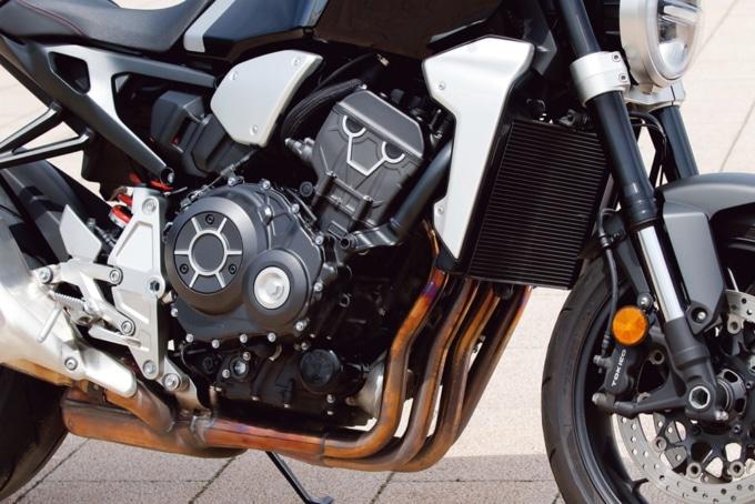 HONDA CB1000R (2BL-SC80) エンジン