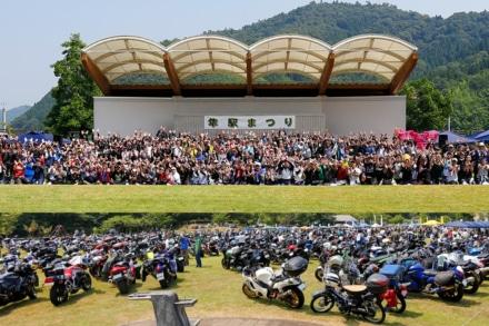 炎天に負けることなく2,700人が来場!第11回 隼駅まつり開催レポート