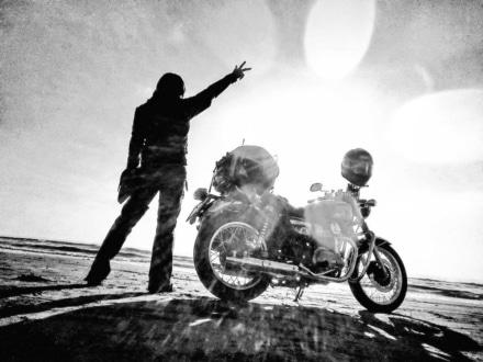バイクは最高!