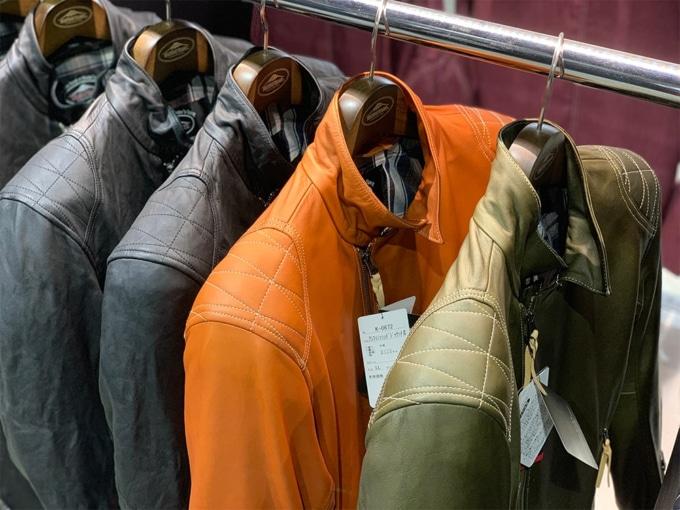 クシタニ K-0672 アンフィニッシュドジャケット