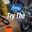 レンタル819 『Try the KTM』&『Try the Husqvarna』キャンペーン