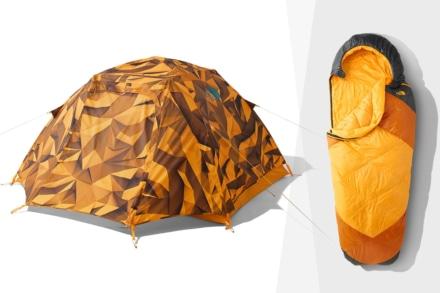 【キャンプ特集8月24日発売号に先駆けて!】THE NORTH FACEのテント&シュラフをご紹介!