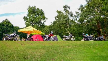 ニューアコで展開するバイクエリアの詳細を開催に先駆けて紹介!