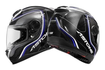 ASTONEからカーボン素材のフルフェイスヘルメット『GT-1000F』が登場