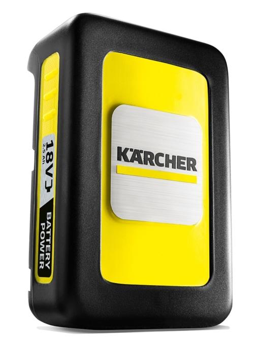 ケルヒャー KHB 5で使える『バッテリーパワー18V』