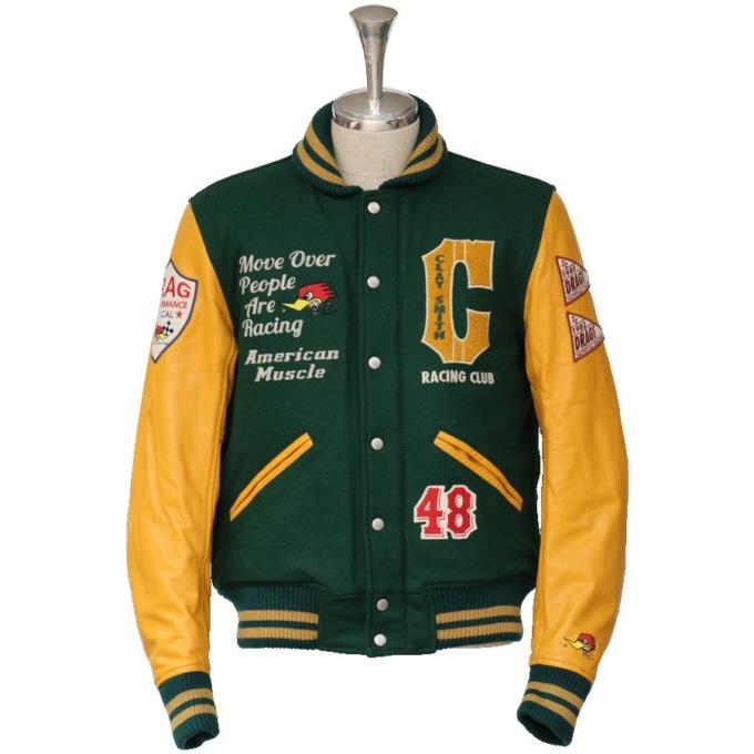 クレイスミス CSY-7215 ALEX ウィンタージャケット