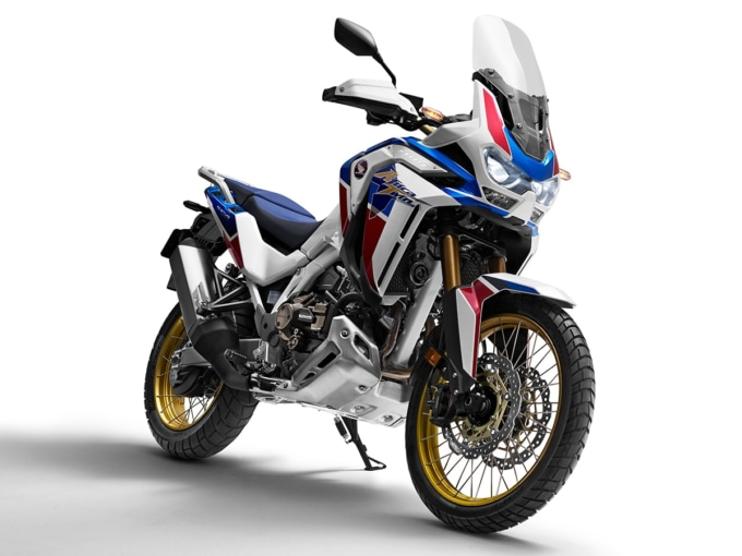 HONDA CRF1100L Africa Twin Adventure Sports ES Dual Clutch Transmission
