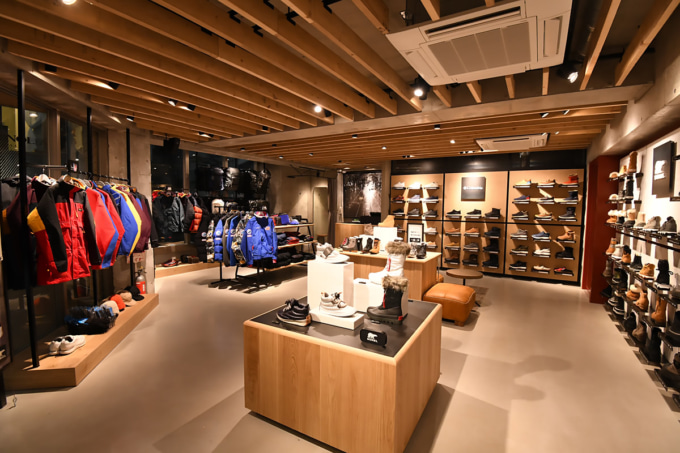 THE LIFESTYLE STORE by Columbia