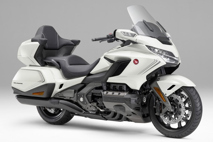 HONDA Gold Wing Tour Dual Clutch Transmission〈AIRBAG〉(2020年モデル)