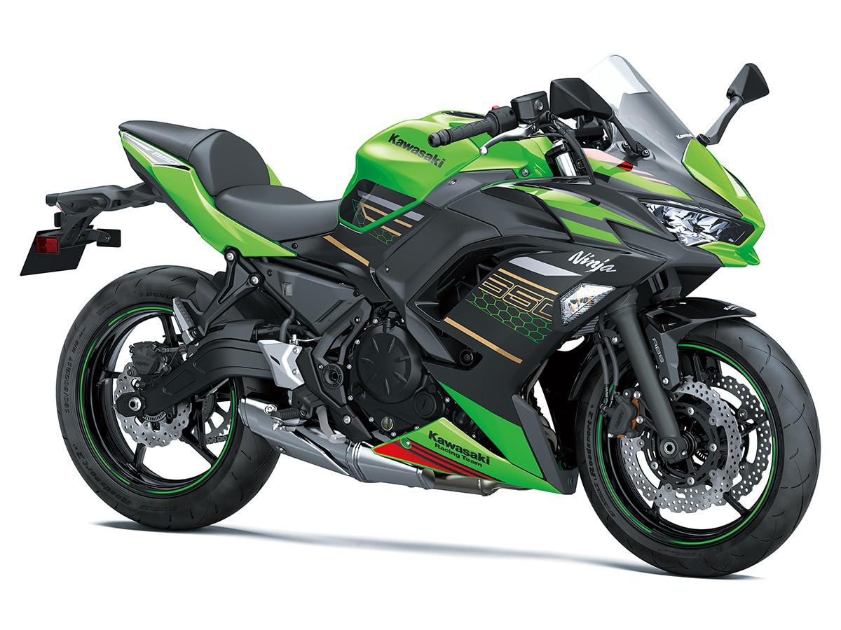 カワサキ Ninja 650 KRT EDITION(2020年モデル)ライムグリーン×エボニー