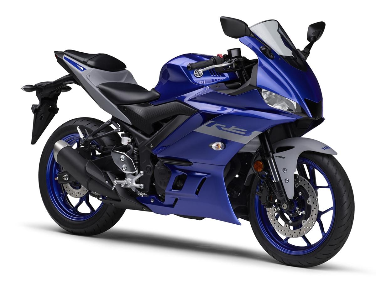 ヤマハ YZF-R3 ABS 2020年モデル(ブルー)