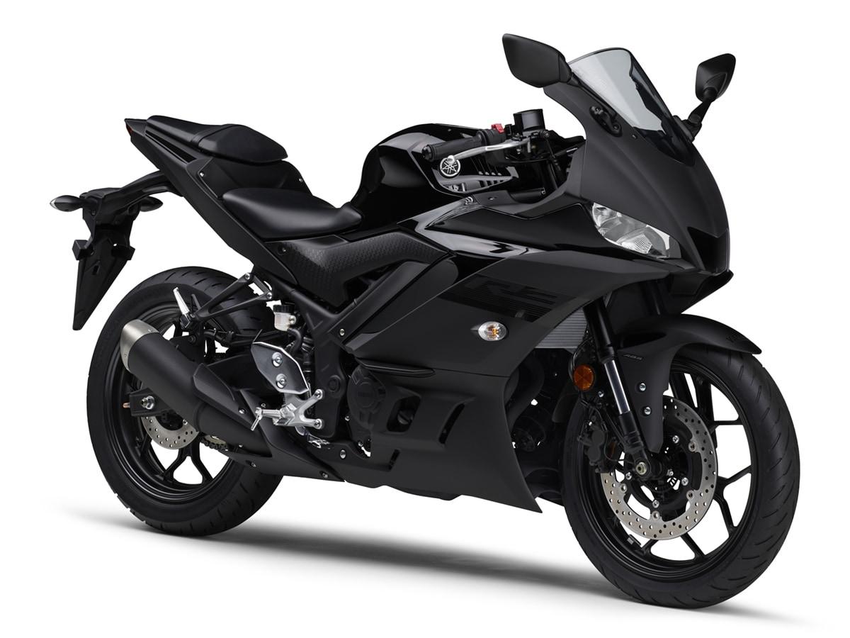 ヤマハ YZF-R3 ABS 2020年モデル(マットブラック)