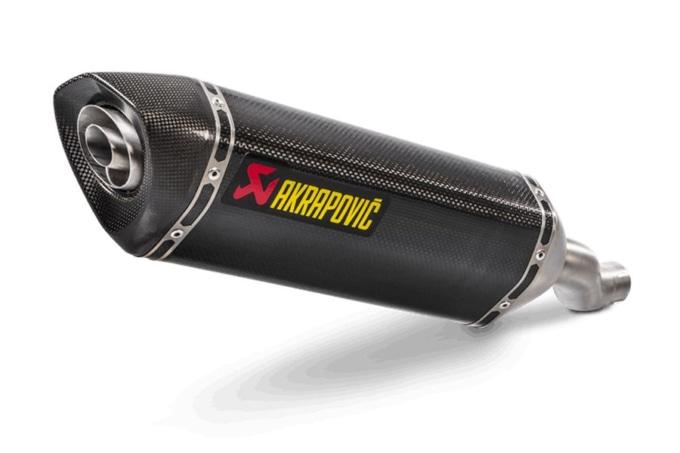 アクラポビッチ HONDA CBR400R用 JMCA政府認証スリップオンマフラー