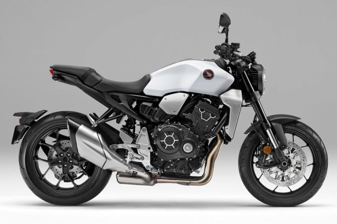 2020年モデル HONDA CB1000R(マットパールグレアホワイト)