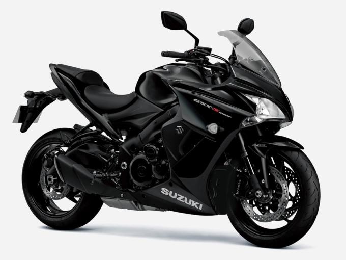 SUZUKI GSX-S1000F ABS(2020年モデル)グラススパークルブラック
