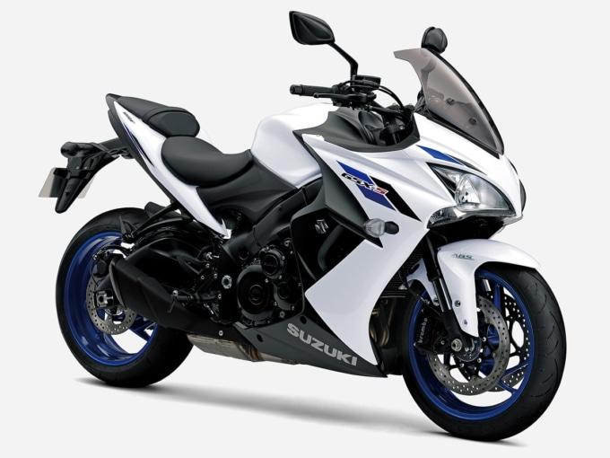 SUZUKI GSX-S1000F ABS(2020年モデル)パールグレッシャーホワイト