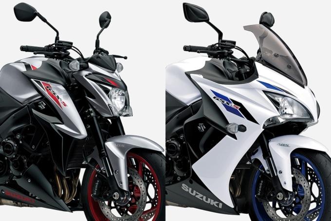 SUZUKI GSX-S1000/GSX-S1000F ABS(2020年モデル)