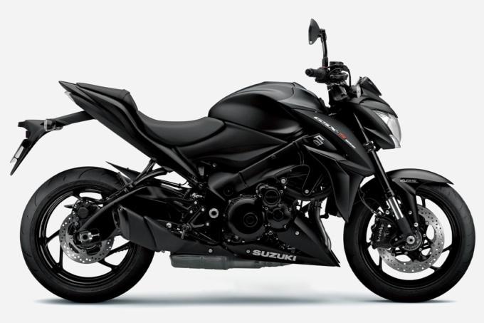 SUZUKI GSX-S1000 ABS(2020年モデル)マットブラックメタリックNo.2 サイドビュー