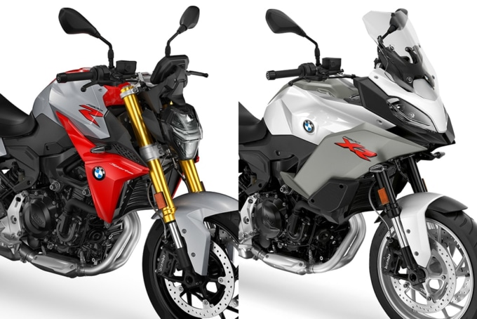 BMW Fシリーズ新型 F900RとF900XR