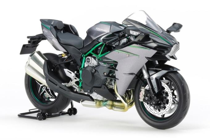 タミヤ 1/12 オートバイシリーズ カワサキ Ninja H2 CARBON