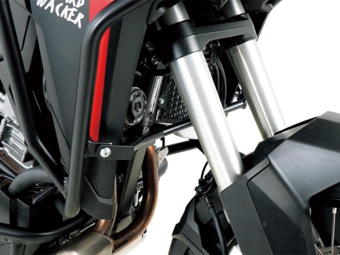 ヘプコ&ベッカー CRF1100L用 サポートバー タンクガード用