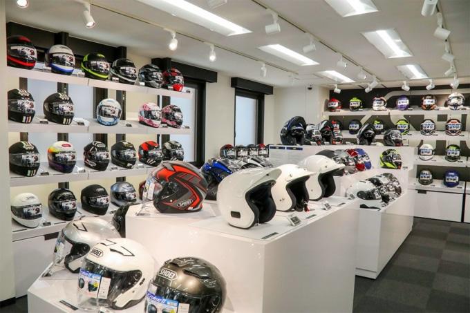 SHOEI Gallery TOKYO 内観