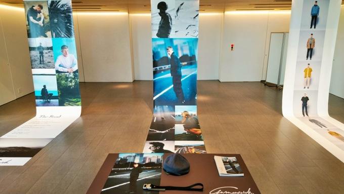 gwmaverick 2020 Spring / Summer Launch Pop-up Exhibition & Store 店内の様子