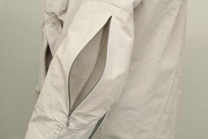 MaxFritz MFB-2322 ラグランフードジャケット