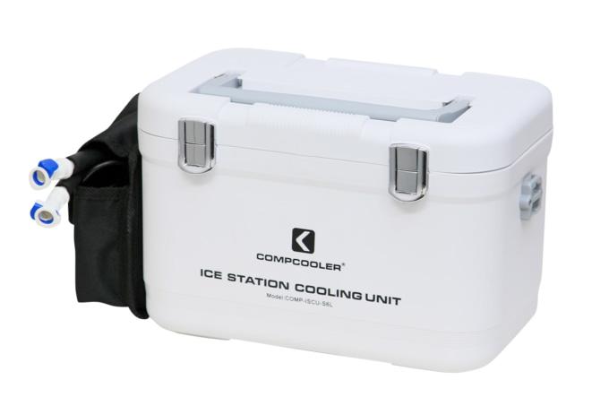 キノクニエンタープライズ ICE FLOW クーラーバッグタイプの中身