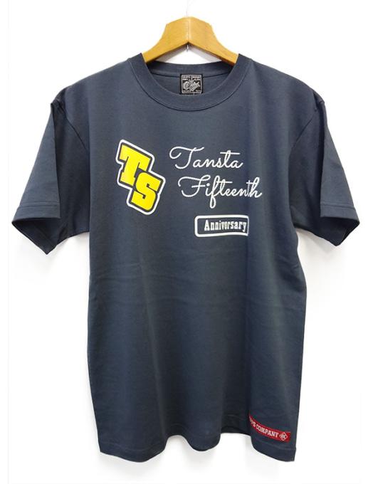 タンスタ15周年 スペシャルTシャツ(フロント)