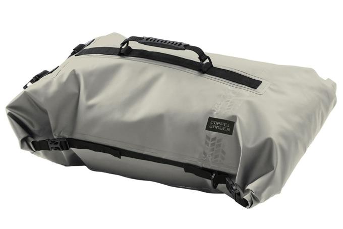 DOPPELGANGER(ドッペルギャンガー)DBT427-KH ターポリンツーリングシートバッグ