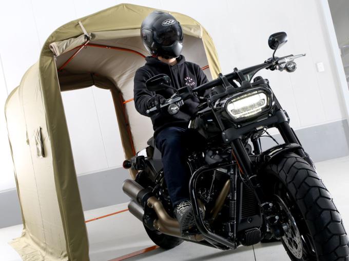 DOPPELGANGER バイクガレージ2500