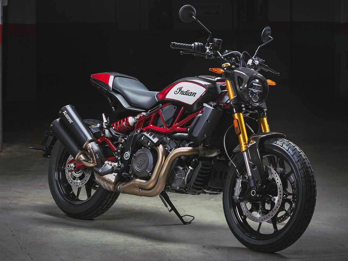 インディアン FTR1200