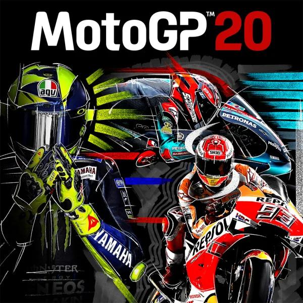MotoGP20 パッケージイメージ