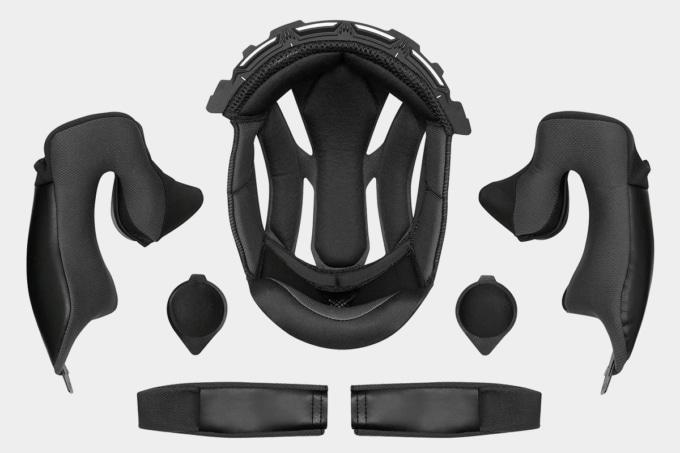 OGKカブト システムヘルメット RYUKI 内装フル脱着システム