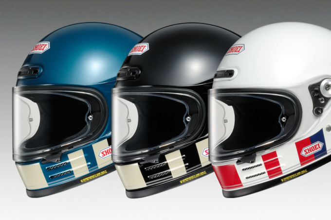 SHOEI Glamster RESURRECTION(リザレクション)