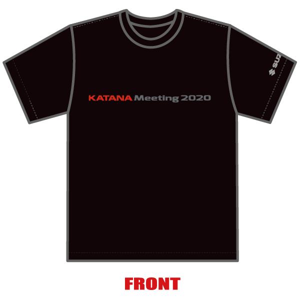 スズキ KATANA オリジナルTシャツ(前)