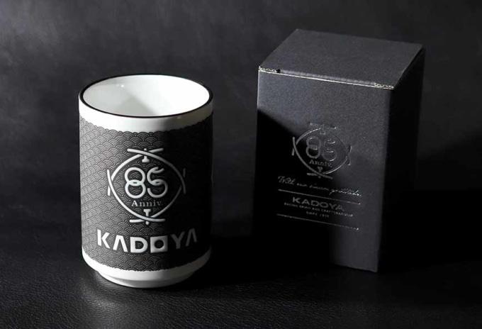 KADOYA 85 th YUNOMI