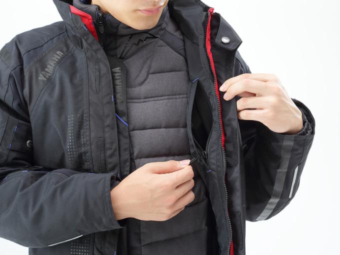 ワイズギア YAF65-K アキュートジャケット 内ポケット