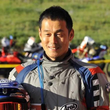 BMW Motorrad 2008年インターナショナルGSトロフィー チュニジア大会日本代表 原 豪志さん