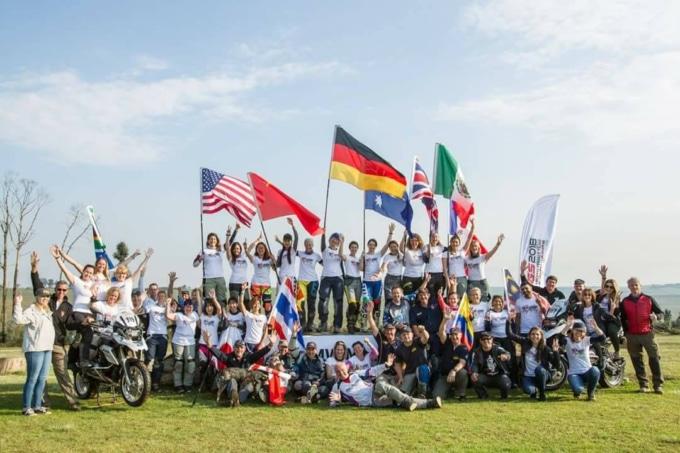 インターナショナルGSトロフィーフィメールチーム 2017年国際選考会