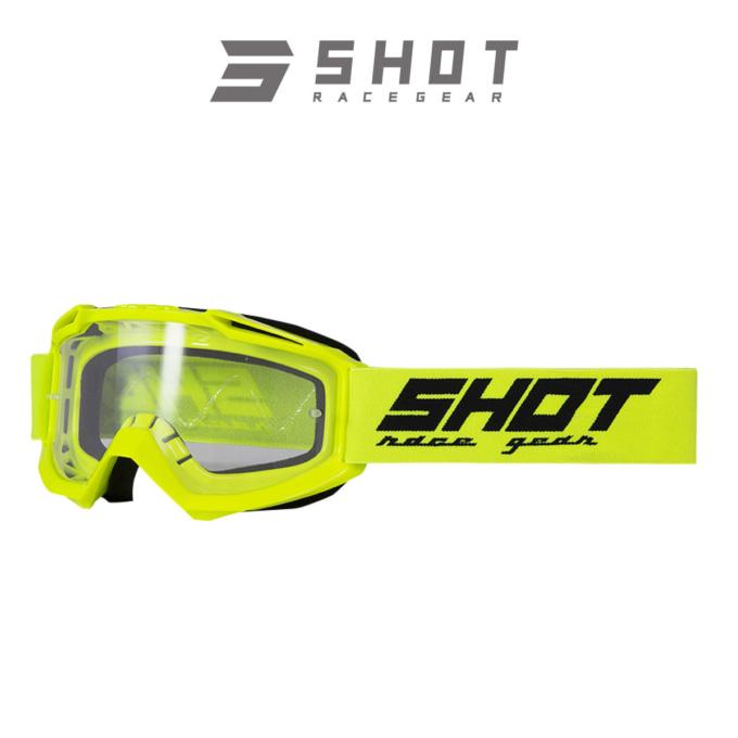 SHOT RACE GEAR ゴーグル ASSAULT