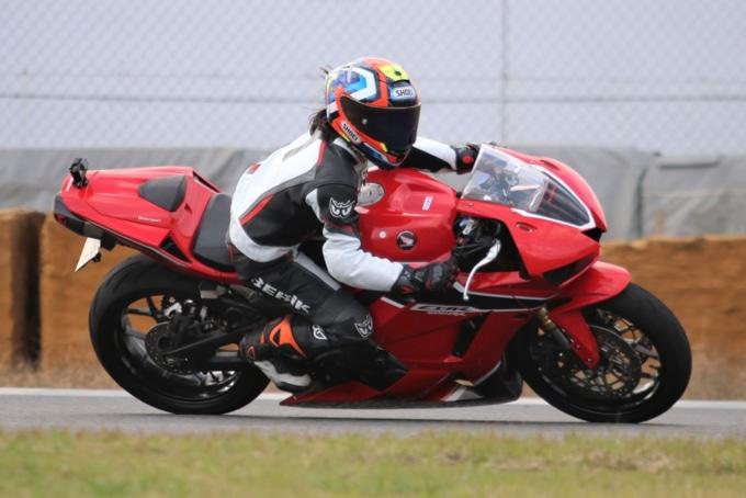 Taira Promote Racingサーキット走行会(女性ライダー)