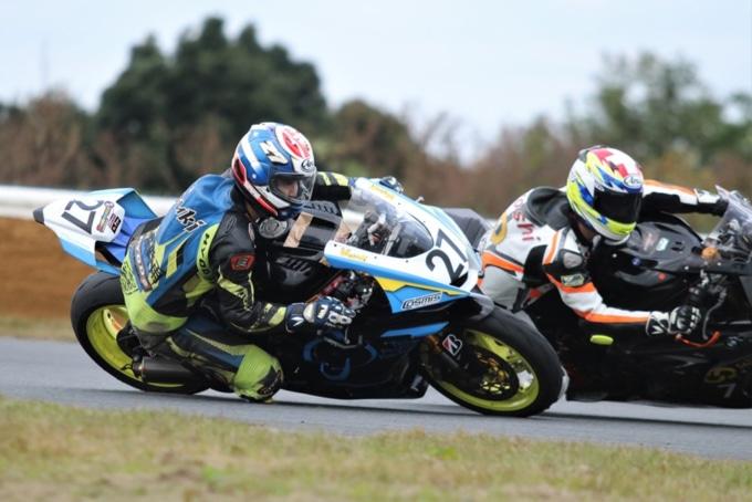 Taira Promote Racingサーキット走行会(上級クラス限定の模擬レース)