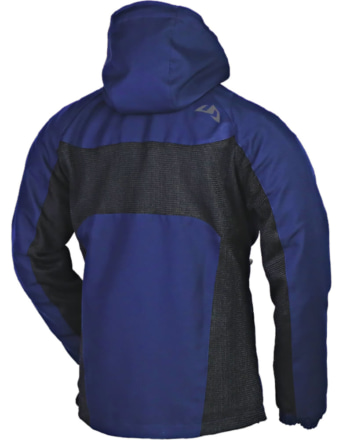NANKAI SDW-4138 エアフィールメッシュパーカジャケット 背面